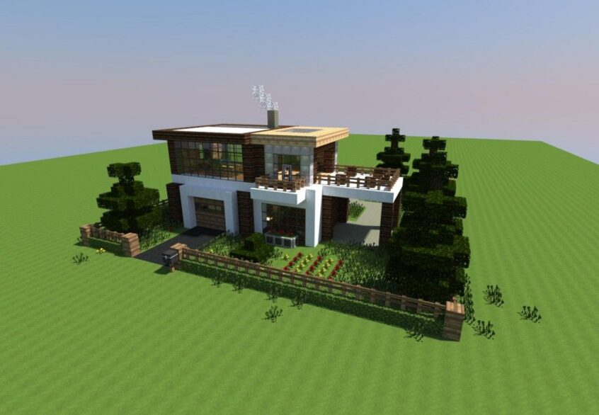 10 Spectacular Minecraft House Ideas The Archdigest