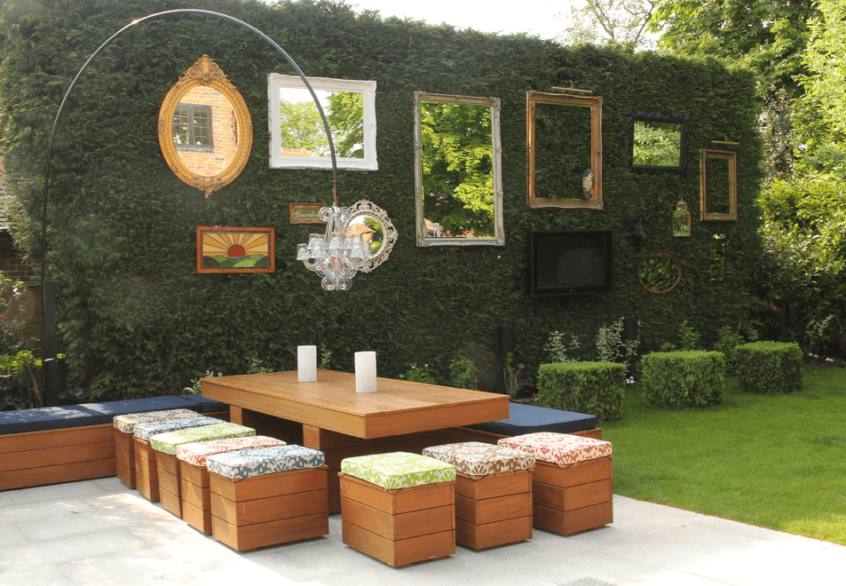 15 Amazing Outdoor Wall Decor Ideas 2021 The Archdigest